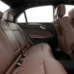 e350 back seat